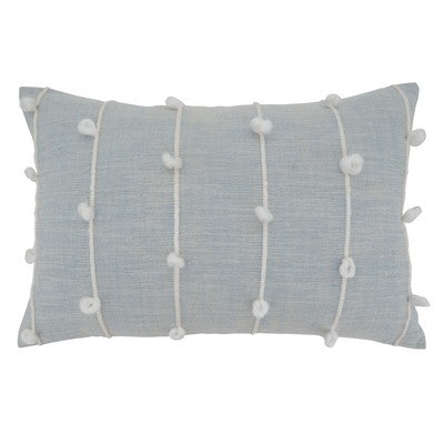 Knotted Line Pillow
