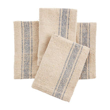 Load image into Gallery viewer, Ponchaa Stripe Napkin Set