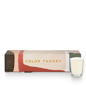 Votive Candle Set // Color Theory