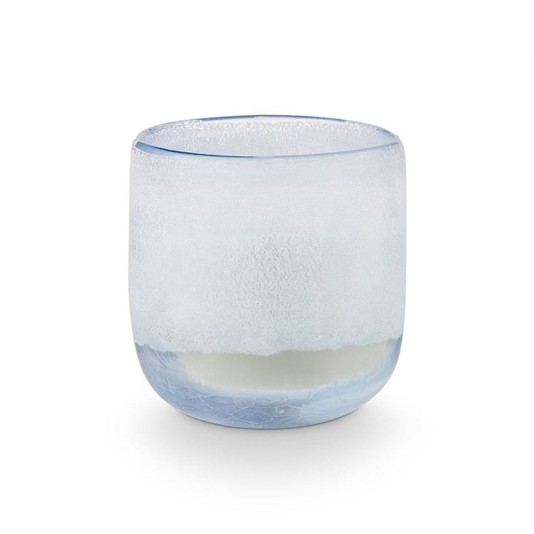 Citrus Crush Glass Candle // Medium