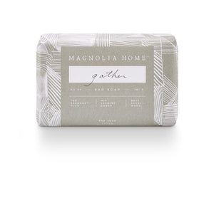 Magnolia Home Gather Bar Soap