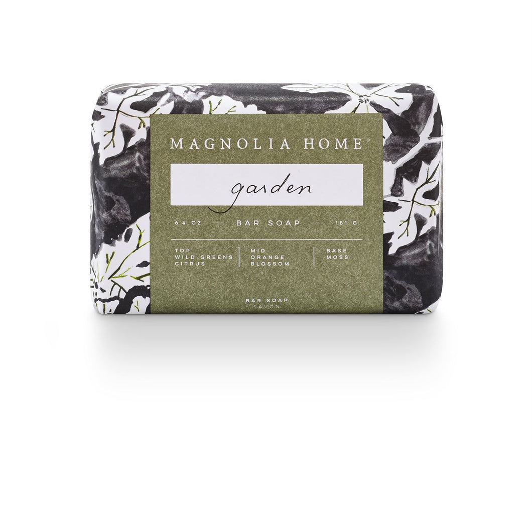 Magnolia Home Garden Bar Soap