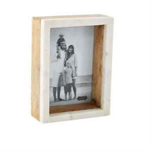Marble Shadow Box Frame