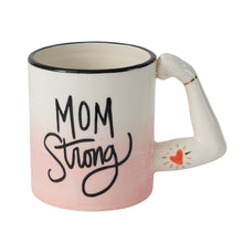 Load image into Gallery viewer, Mom Strong Mug