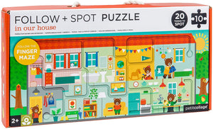 Follow + Spot Puzzle // In Our House