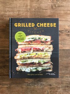 Grilled Cheese Kitchen Cookbook