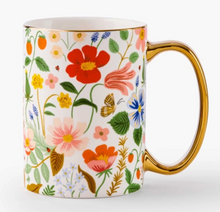 Load image into Gallery viewer, Strawberry Fields Porcelain Mug