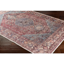 Load image into Gallery viewer, Rose & Denim Rug