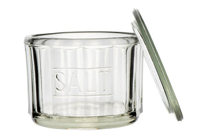 Pressed Glass Salt Cellar