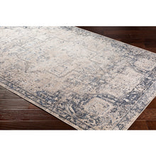 Load image into Gallery viewer, Taupe & Charcoal Rug