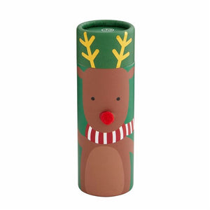 Christmas Match Tube