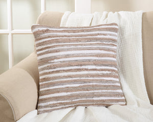 "Chindi Natural 18"" Down Pillow"
