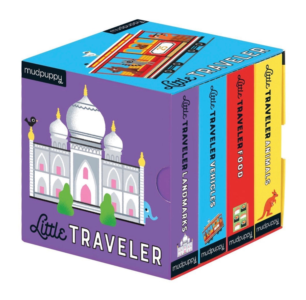 Little Traveler Board Book Set