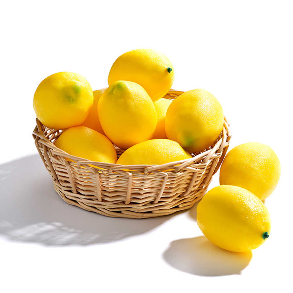 Set of 6 Lemons