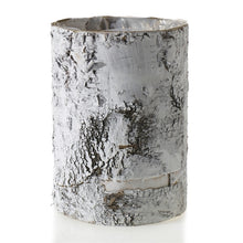 Load image into Gallery viewer, White Birch Planter
