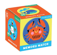 Load image into Gallery viewer, Under the Sea Mini Memory Match