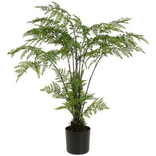 "Load image into Gallery viewer, 31"" Potted Fern"