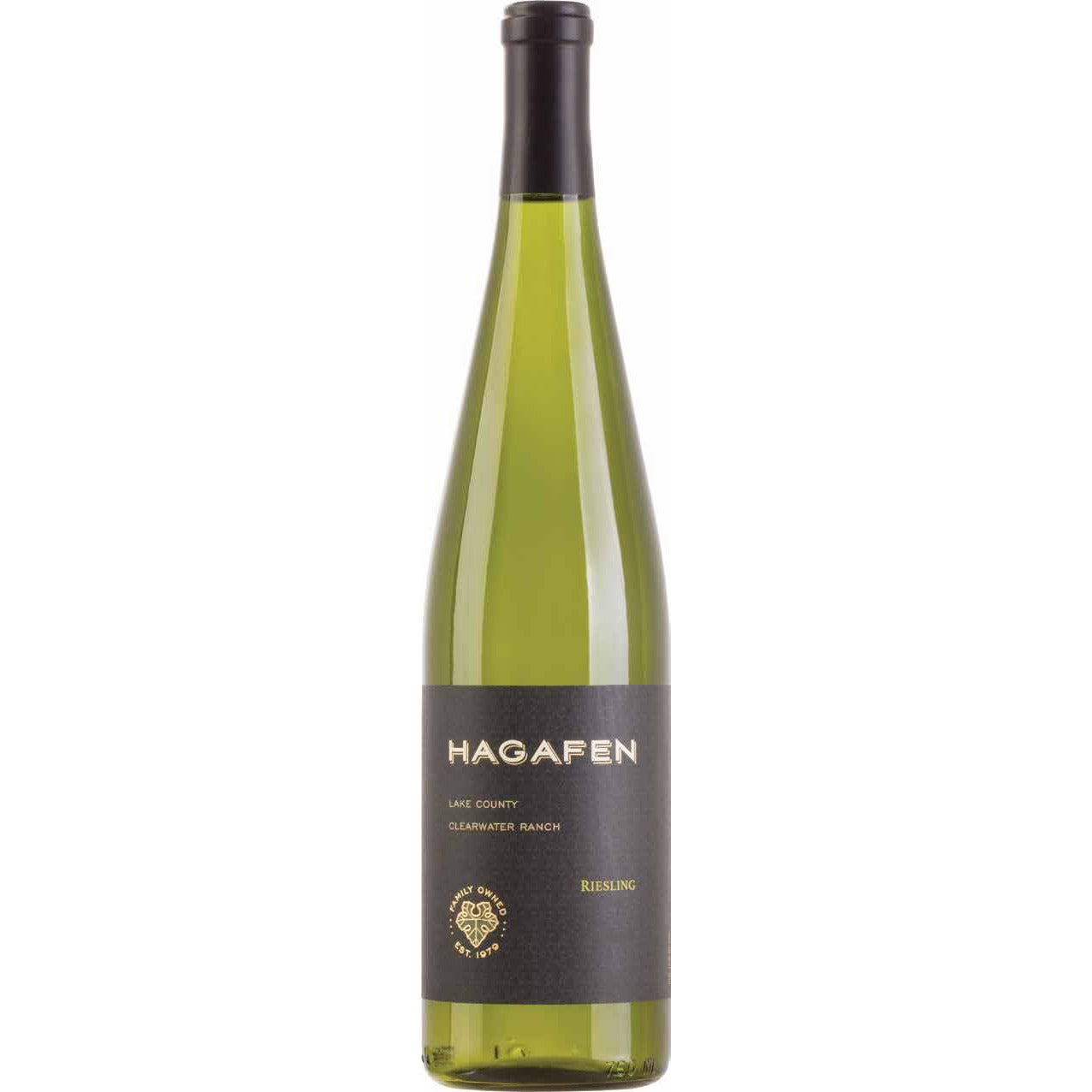 Hagafen White Riesling, Lake County 2018
