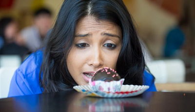 How do you handle the sugar cravings the first few days?