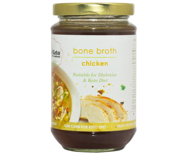Bone broth Ayam - Kaldu Ayam