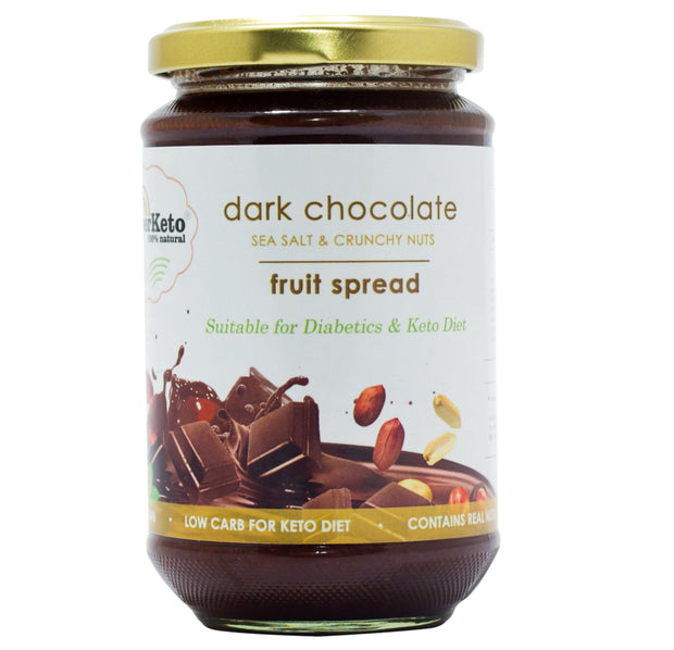 Chocolate Nuts spread