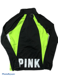 Pink By Victoria's Secret Athletic Jacket Size Small