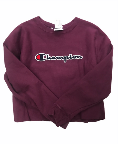 Champion Sweatshirt Size Large