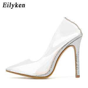 New Stylish Pointed Toe High Heels Sandal For Women