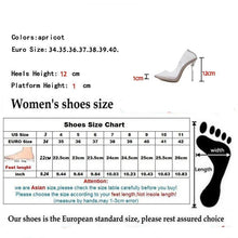 Load image into Gallery viewer, Stilettos High heels sandal for women