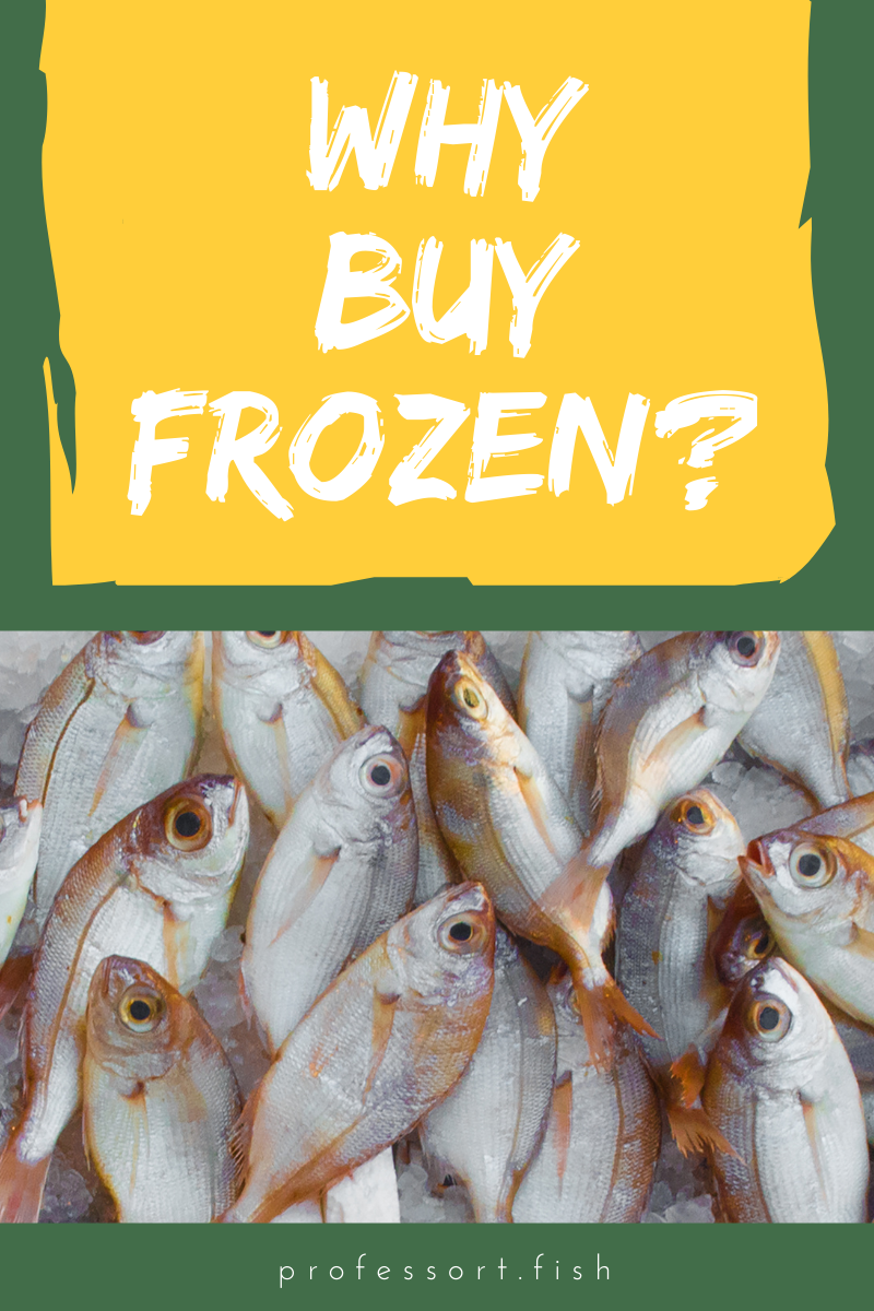 Why Frozen Seafood?