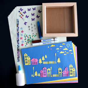 Silhouette Box Frame Kit