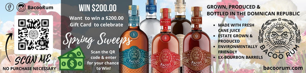 Bacoo Rum Spring Sweepstakes