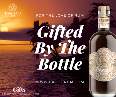 Bacoo five Love Languages Cafe Rum gifts