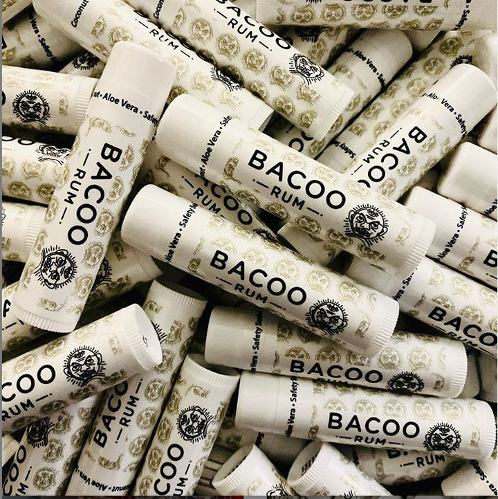 Bacoo Coconut Lip Balm