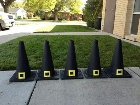 Cone Witch Hats