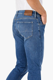 Courage Straight-Legged Denim Jean Mid-Soft