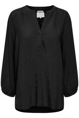 Lydia Blouse Black