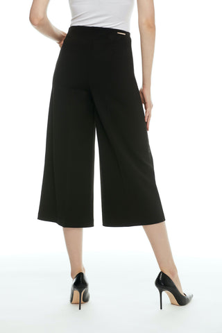 Marlena Flared Pants Black