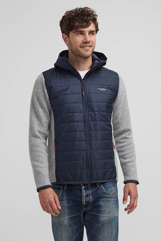 Water-Repellent, Windproof Morgan Sweater Jacket Two Colours