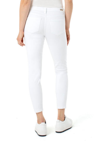 Abby Skinny Ankle Stretch Jean