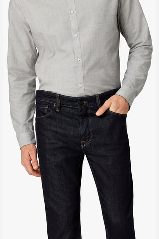 Courage Straight-Leg Jeans Rinse Core