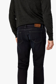 Courage Straight-Leg Jeans Midnight Austin