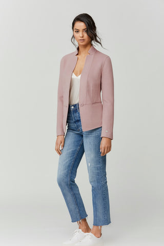 Malou Soft Jacket Rose