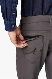 Courage Straight-Leg Pants Graphite Commuter