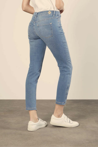 Dream Chic Authentic Jean Light Distressed