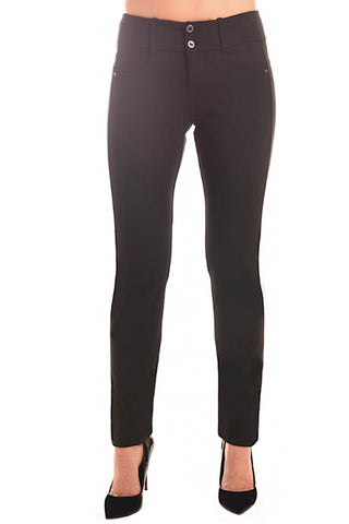 Straight-Leg, Prada Twill Stretch Pant