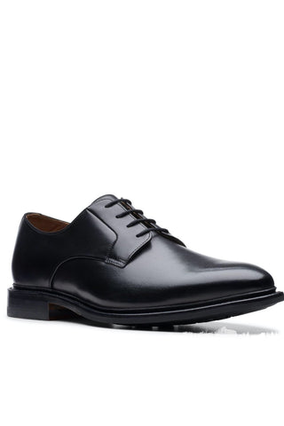 The Bridgeport Low Shoe Black