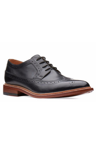 The Soft-Wing Brogue Black