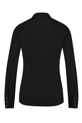 Eve Long-Sleeved Knit Shirt Three Colours