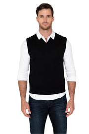 The Whitman Sweater Vest Three Colours
